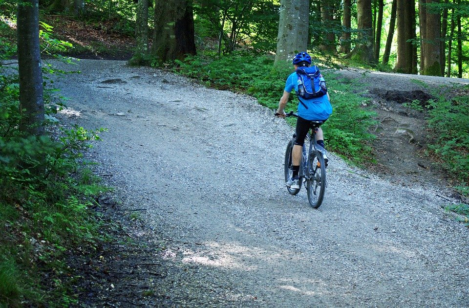Sherwood Pines Blue Route Trail Cycle Outdoorlads