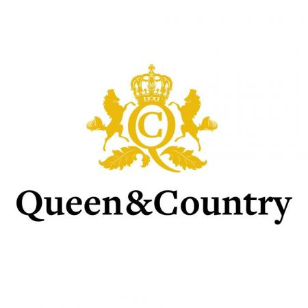 queen and country logo