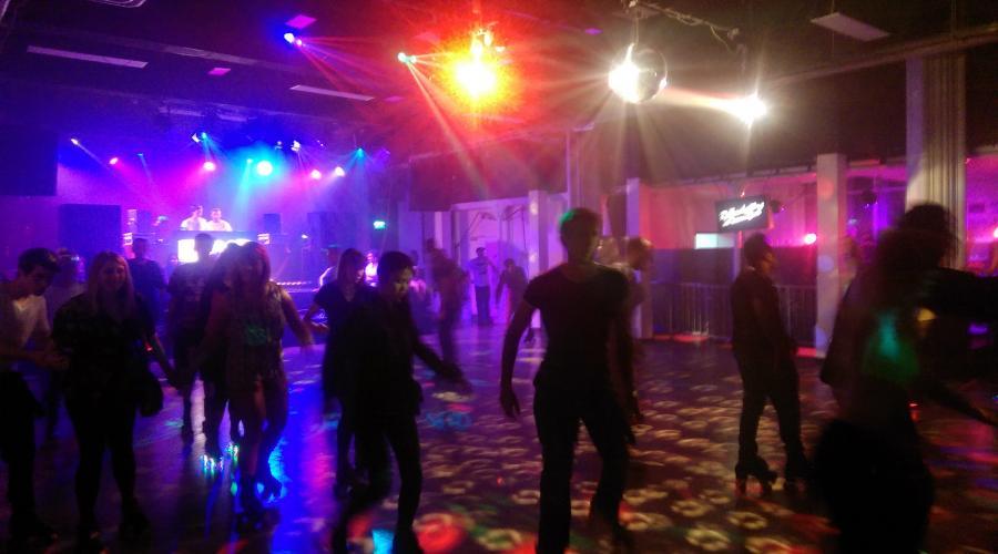 Roller disco bristol