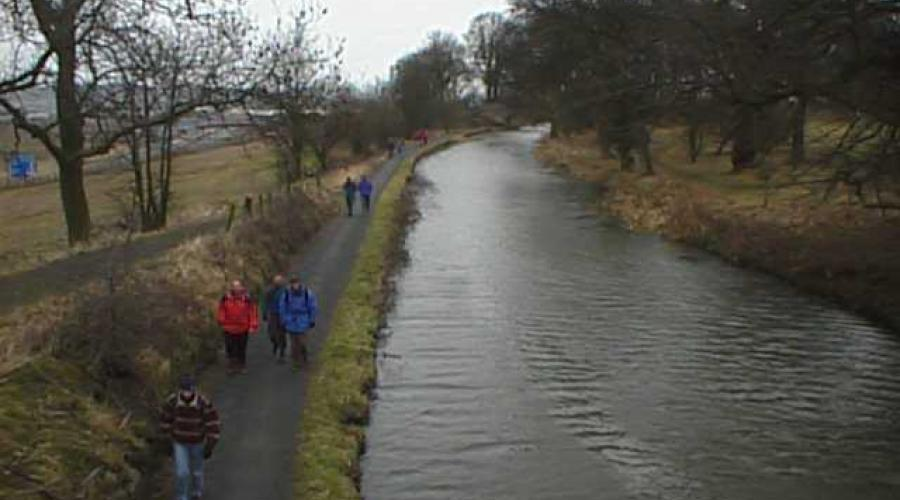 Union Canal, near Edinburgh
