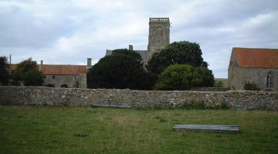 Wood Spring Priory
