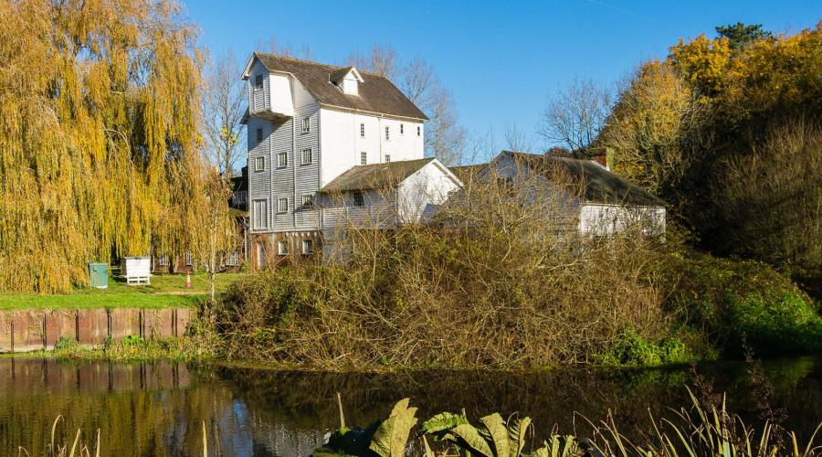 Old Mill, Chilham