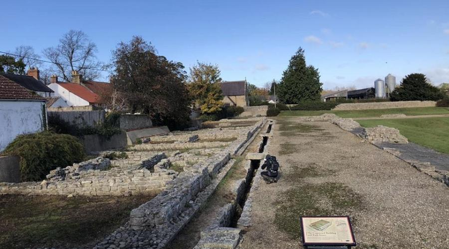 Piercebridge Roman fort