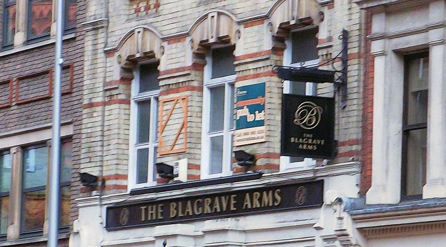 Blagrave Arms Reading