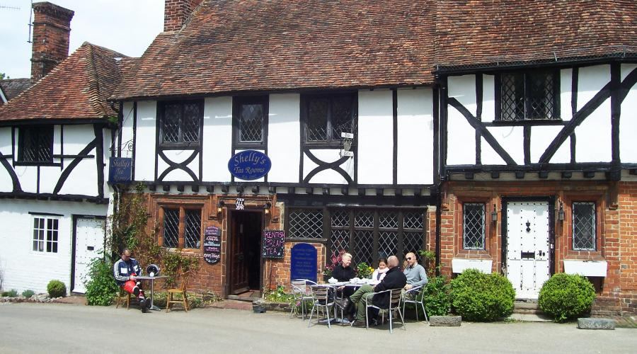 Shelly's Tea Rooms, Chilham
