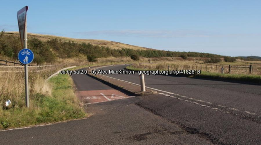 A77 Cycle Route