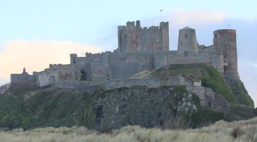 Bamburgh and Budle Bay Day Walk | OutdoorLads