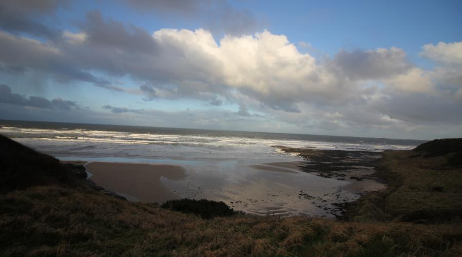 Bamburgh and Budle Bay Day Walk   OutdoorLads