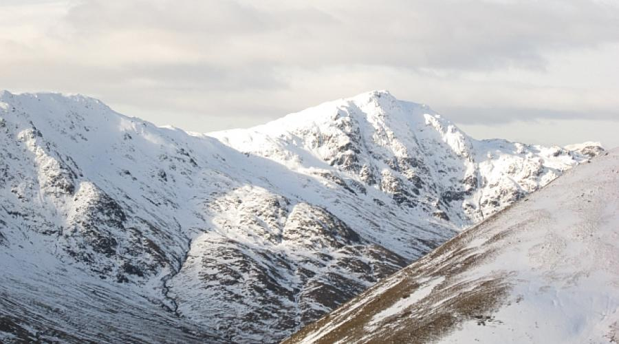 Beinn Each - East Face