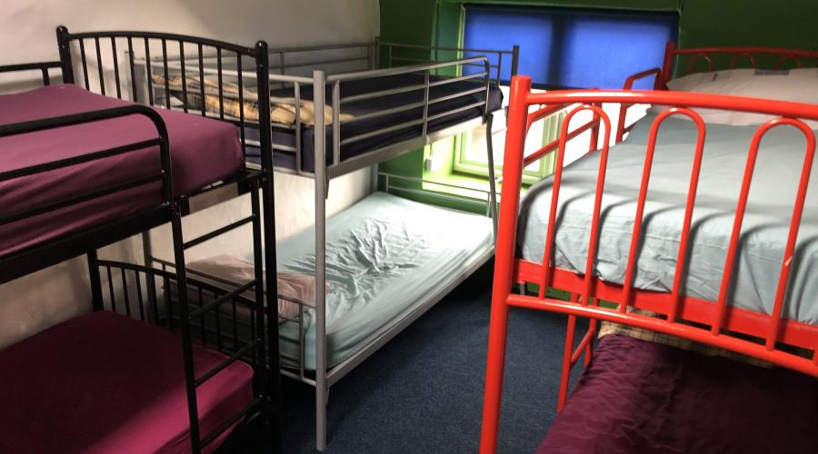 Ben's Bunkhouse - one of the bunk rooms