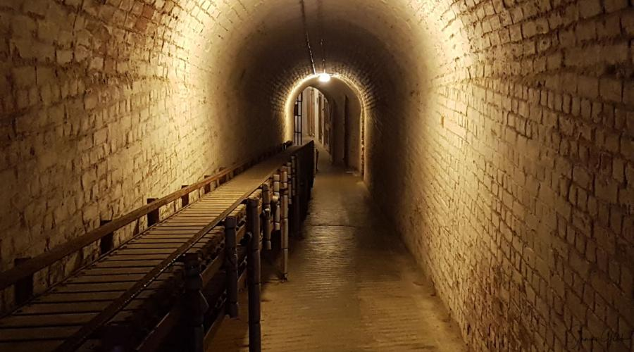Fort Nelson Tunnel