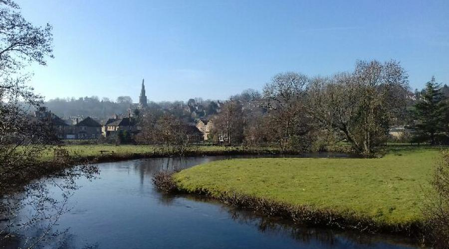 RIver Derwent and Bakewell