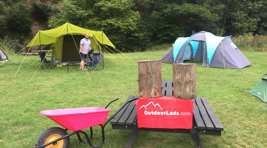 North Lees Campsite ODL