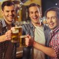 Boys with beer