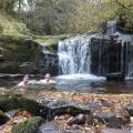 Brecon Beacons Waterfall Swimming PFR