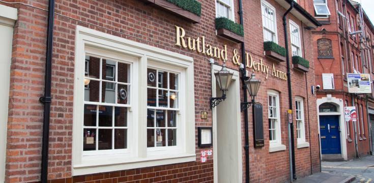 Rutland and Derby Pub