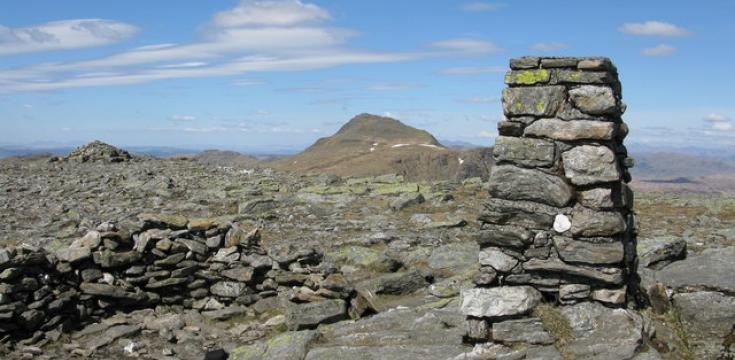 Beinn Narnain Summit
