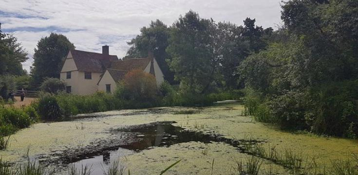 Flatford Mill - The Hay Wain