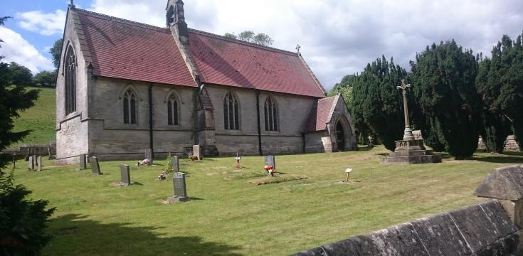 Thixendale Church