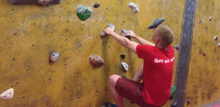 London Bouldering - Bermondsey