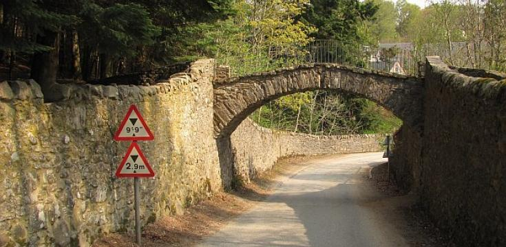 Old Bridge of Tilt