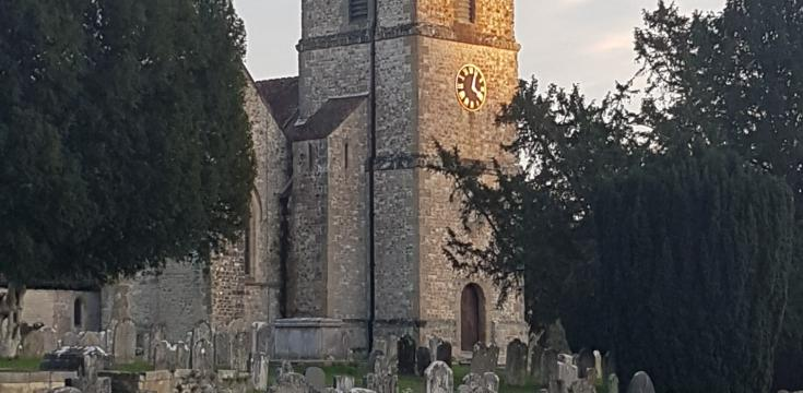 St Mary's Church Storrington