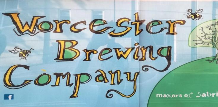 Worcester Brewing Company logo