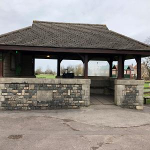 Holcombe Recreation Ground Shelter